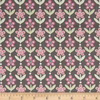 STOF France Infants Twiggy Gris Rose