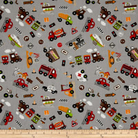 STOF France Infants Garage Gris