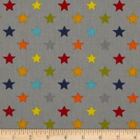 Stof France Infants Seong Gris/Multicolore