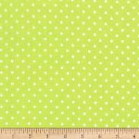 Timeless Treasures Polka Dot Citrus