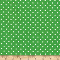 Timeless Treasures Polka Dot Grass