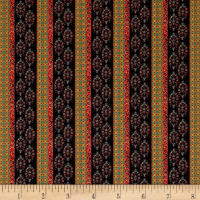 Stof France Le Quilt Orient Express Stripes Multi