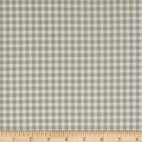 Stof France Le Quilt La Concorde Plaid Grey
