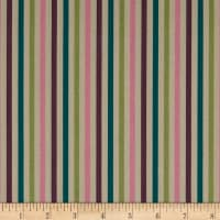 Stof France Le Quilt Printemps stripe Multi