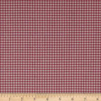 STOF France Le Quilt Printemps Plaid Pink
