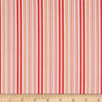 Stof France Le Quilt Un Jour En Ete Stripes Multi