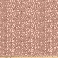 Denyse Schmidt Ludlow Belly Button Dot Brown