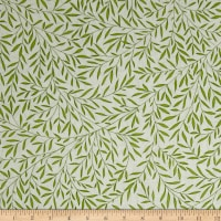 Morris & Co Kelmscott Lily Leaf Green