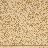 Morris & Co Kelmscott Lily Leaf Tan