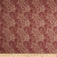 Morris & Co Kelmscott Marigold Red