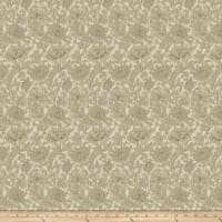 Morris & Co Merton Chrysanthemum Toile Taupe