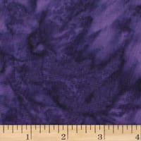 Fresh Batiks Minerals Dark Purple