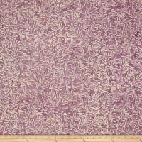 Fresh Batiks Botanica 4 Light Eggplant