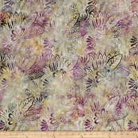 Fresh Batiks Botanica 4 Dark Butter