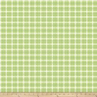 Kiss Goodbye Dainty Plaid Pear