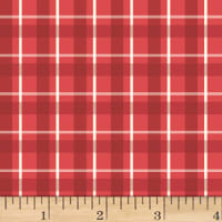 Jetset Europe Plaid Dark Tomato