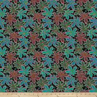 Kaffe Fassett Collective Lacy Leaf Green