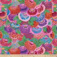 Kaffe Fassett Collective Ladys Purse Red