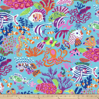 Kaffee Fassett Collective Scuba Jolly