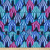 Kaffee Fassett Collective Glamping Blue