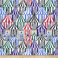 Kaffee Fassett Collective Glamping Grey