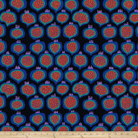 Kaffee Fassett Collective Pomegranate Black