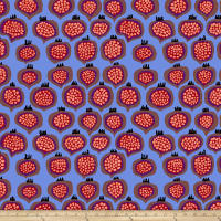 Kaffee Fassett Collective Pomegranate Blue