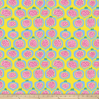 Kaffee Fassett Collective Pomegranate Yellow