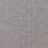 Telio Eco Organic Cotton Hemp Fleece Stretch Grey