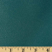 Mitchell Faux Leather Eel Teal