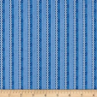 Temperance Blues Stripe Blue