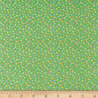 Holly's Dollies Squares Green