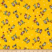Holly's Dollies Small Dollies Yellow