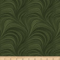 Wave Texture   Dark Green