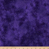 Kanvas New Hue Basic  Metallic Purple/Gold
