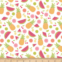 Contempo Front Porch Summer Fruit Multi