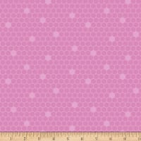 Contempo Front Porch Honeycomb Pink