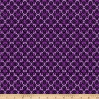 Kanvas Enchanted Foulard Purple