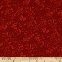 Autumn Leaves Garden Vine Red
