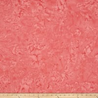 Anthology Batiks Lava Solid Coral