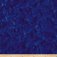 Lava Solids Batik Blueberry