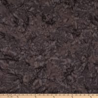 Anthology Batiks Lava Solid Charcoal