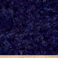 Lava Solids Batik Denim