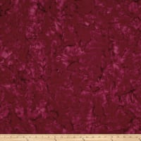 Lava Solids Batik Boysenberry