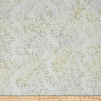 Anthology Batiks Tropical Floral Mist