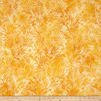 Dancing Pines Batiks Orange
