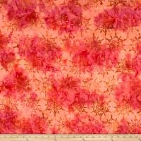 Anthology Batik Sparkle Apricot