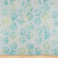 Anthology Batik Ditzy Daisy Angelfish