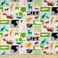 Little Explorers Patchwork Multi