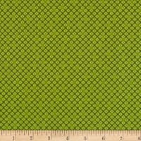 Basically Hugs Cross Stitch Dk. Green